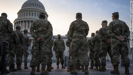 Terrifying scope of Capitol attack becoming clearer as Washington locks down for Biden's inauguration