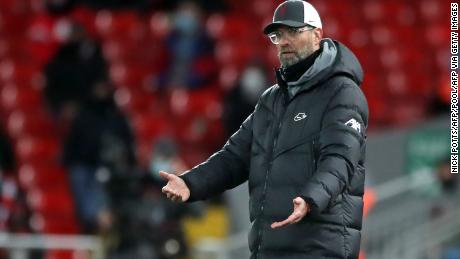 Liverpool's boss Jurgen Klopp has been angered by United's penalty record.