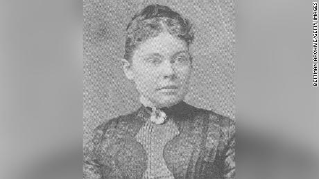 Lizzie Borden was accused of killing her father and step-mother but later acquitted.