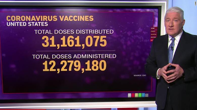 Number of corona cases in U.S.  crosses 24 million mark