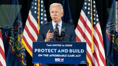 When will Biden ask the Supreme Court to uphold Obamacare?