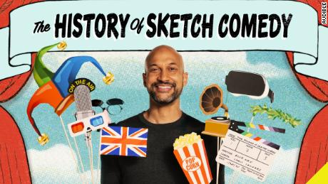 "Emmy and Peabody award-winning actor, writer and producer Keegan-Michael Key narrates ""The History of Sketch Comedy."""