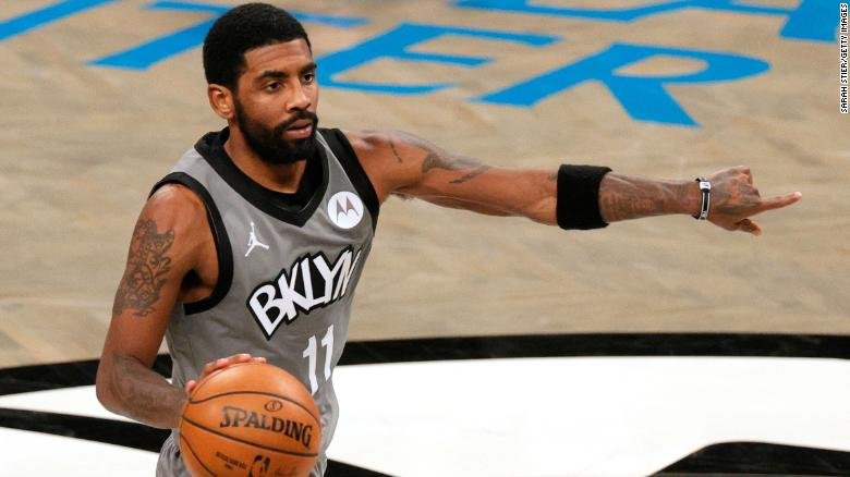 NBA star Kyrie Irving bought George Floyd's family a house