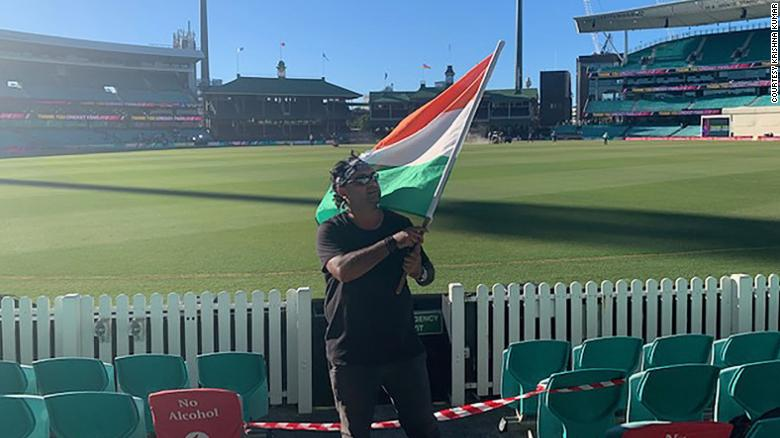 'Go back to where you came from': Cricket fan details allegations of racial abuse by staff and supporters