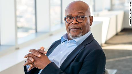 "Samuel L. Jackson stars as Dash Bracket in ""Death to 2020."""