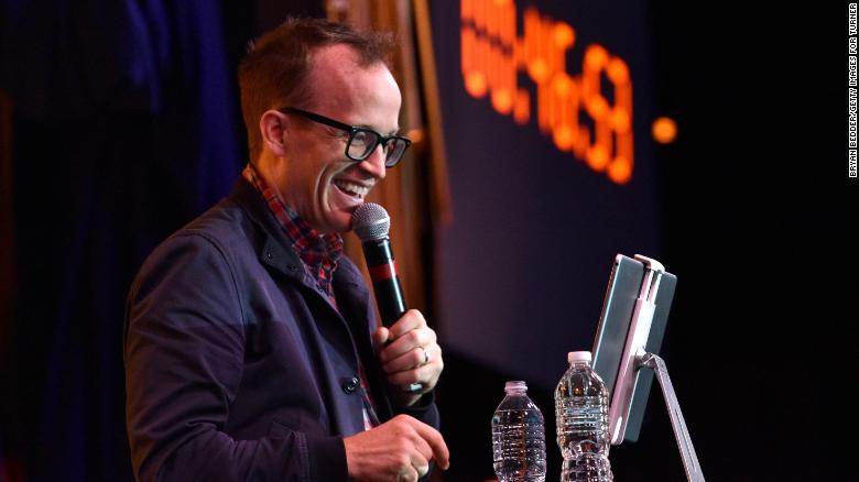 Chris Gethard's highly addictive 'Beautiful/Anonymous' podcast hits 250 Episodi