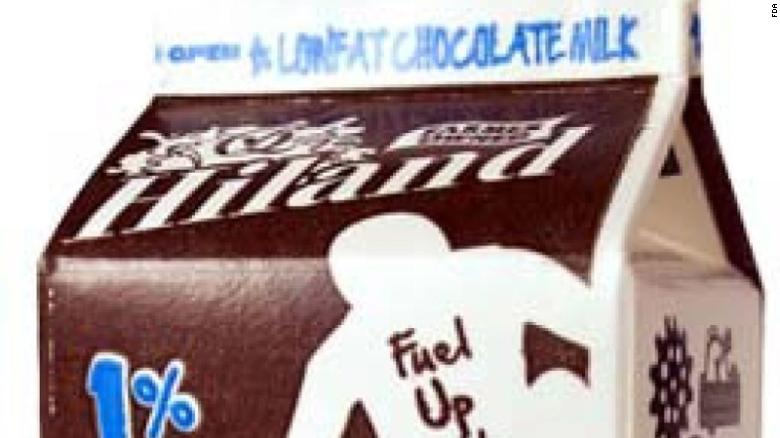 Hiland Dairy recalls batch of chocolate milk, saying it may contain food-grade sanitizers