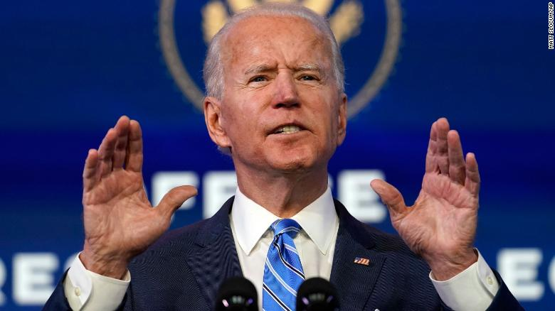 Civil rights leaders hope Biden can heal the nation through action