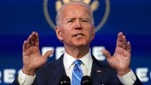 Biden calls for racial justice in inaugural speech as civil rights leaders demand action
