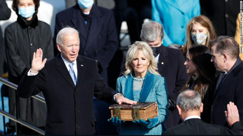 Why Joe Biden is already thinking about a 2nd term