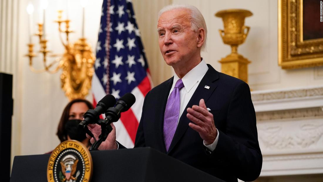 Fact check: Biden falsely claims journalists had all said his vaccination goal was impossible to meet - CNN