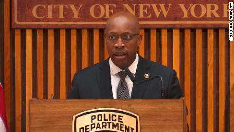 NYPD Chief of Detectives Rodney Harrison said Gavin ran errands for many residents.