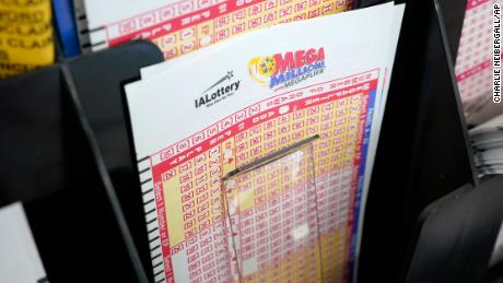 The Mega Millions jackpot is $  1 billion -- but your odds of winning it all are 1 in 302.5 million