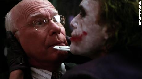 The man third in the line of presidential succession has been in five 'Batman' movies