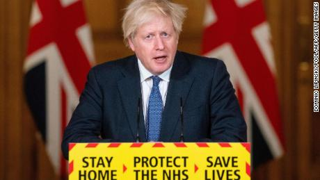 Covid variant found in UK may be more deadly than others, says Boris Johnson