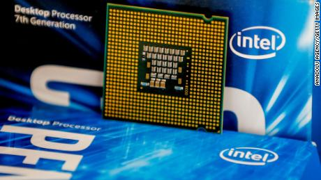 Incoming CEO wants Intel to again be the 'unquestioned leader' in industry