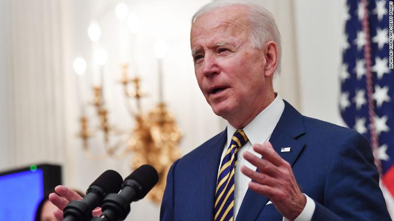 Why Biden's bipartisanship hope is probably already lost