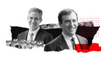 Dr. Richard Besser and Marc Lipsitch