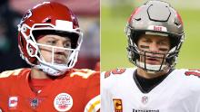 The 2020 pandemic NFL season culminates with the Buccaneers and Chiefs in Super Bowl LV