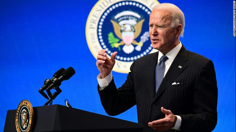 Joe Biden overturns ban on transgender people serving in the U.S. military