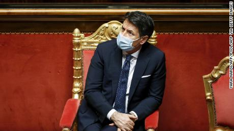 Italian PM Giuseppe Conte to resign on Tuesday, seek fresh mandate