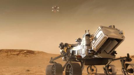 After '7 minutes of terror,' NASA's Perseverance rover will begin an 'epic journey' on Mars next month