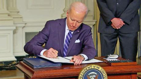 5 ways Biden plans to reset health care