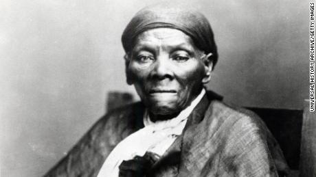 UNSPECIFIED - CIRCA 1754: Harriet Tubman (c1820-1913) American born in slavery, escaped 1849, and became leading Abolitionist. Active as a 'conductor' in the Underground Railroad. Photograph (Photo by Universal History Archive/Getty Images)