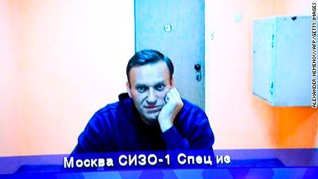Russian activist Navalny's foundation calls on Biden to sanction Putin's closest allies
