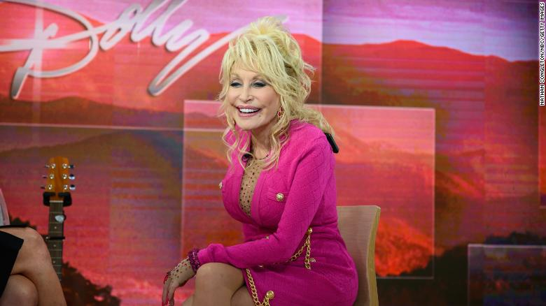 Dolly Parton hasn't gotten the coronavirus vaccine yet, even though she donated $  1 million for it