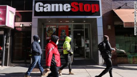 The forces driving the GameStop rebellion