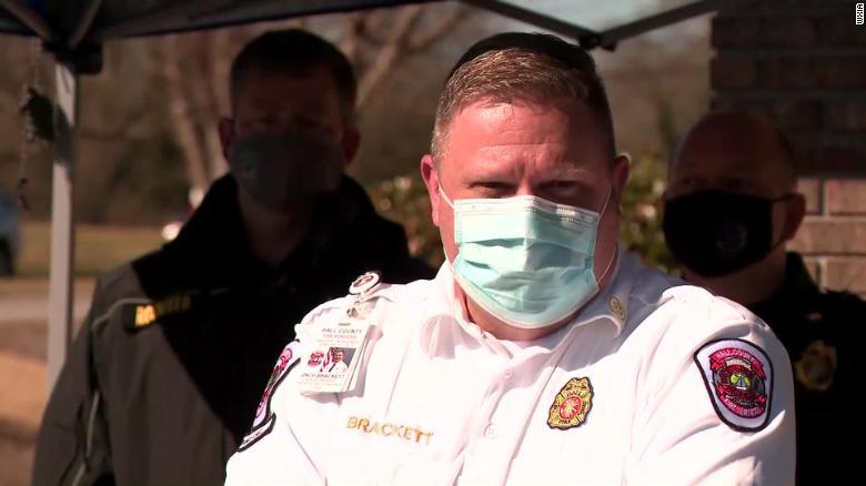 6 people killed after liquid nitrogen leak at Georgia food processing plant