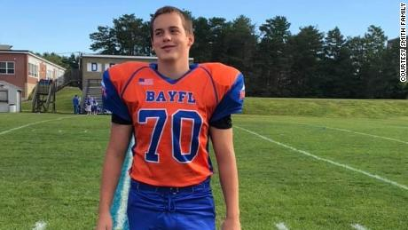 The pandemic took a teen's schooling and his beloved game of football. He took his own life.