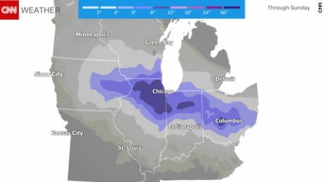 US East Coast braces for major winter storm