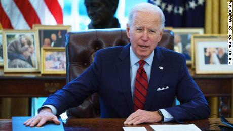 On executive actions, Biden is blowing his predecessors out of the water