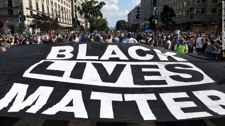 The Black Lives Matter movement has been nominated for the Nobel Peace Prize