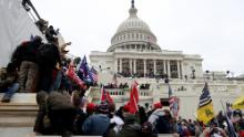 When they spotted a familiar face at the Capitol riots, they reported it to authorities