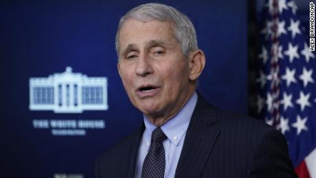 Fauci: US Covid-19 vaccine distribution will 'get better very quickly'