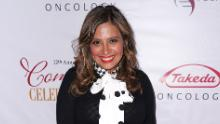 Cristela Alonzo attends the International Myeloma Foundation's 12th Annual Comedy Celebration at the Wilshire Ebell Theatre on November 3, 2018, in Los Angeles.