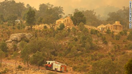 Australia Tells Thousands To Leave Homes As Bushfire Threatens Perth