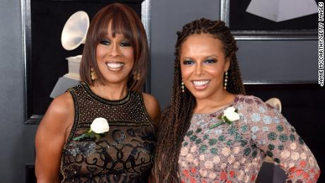 Gayle King's Daughter Ties the Knot at Oprah Winfrey's California Home