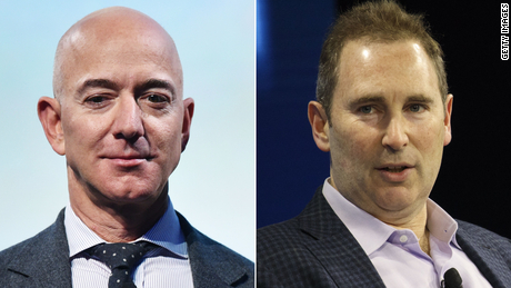 As Jeff Bezos steps down, Amazon stakes its future on the cloud