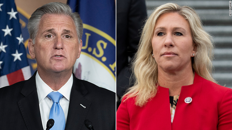 McCarthy survives tumultuous week and emerges with a tight grip on House Republicans