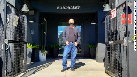 "Peter Kasperski opened Character in downtown Phoenix, on November 20, 2020. He plans to open Alias, a ""modern speakeasy"" at the back of the same building later this month."