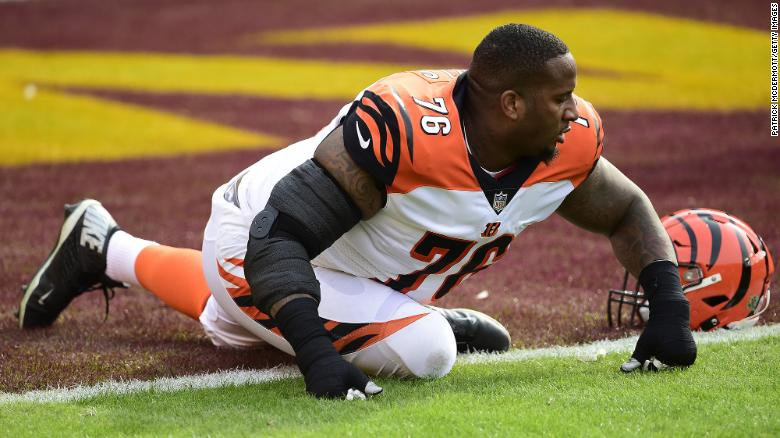 How yoga helps NFL pro bowler Mike Daniels tackle tension