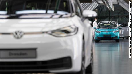 Automakers are going green to save money, not just the planet