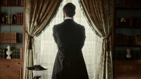 Watch a sneak peek of CNN's new series 'Lincoln'