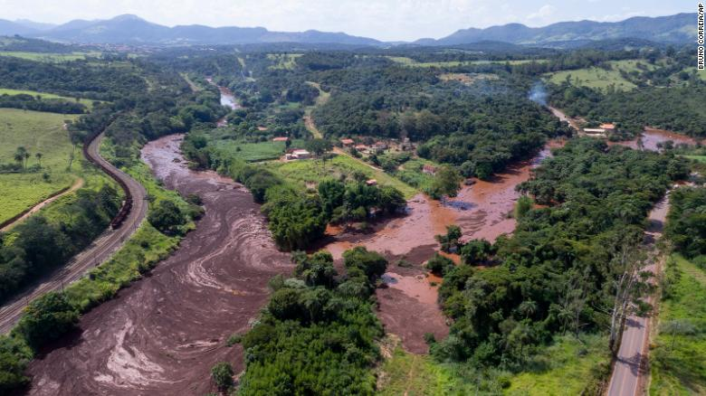 Vale will pay nearly $  7 billion over Brazilian dam collapse that killed 270 people