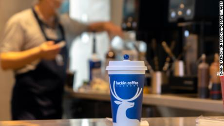 Luckin Coffee files for bankruptcy in the US