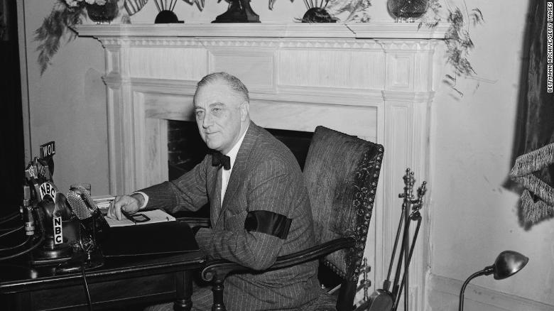 White House to reinstate regular presidential addresses to the nation in the style of FDR's fireside chats